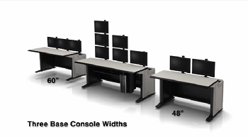 Merveilleux Winstedu0027s E SOC Control Station Is An Incredibly Versatile And Ergonomic  Command Center. As A Hybrid Of Our Award Winning Prestige Control Console  And The ...